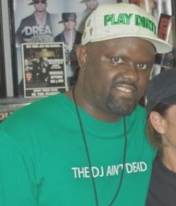 DJ Greg Street